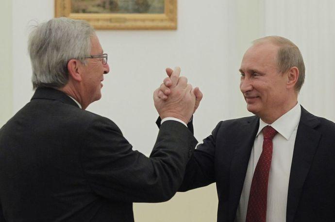 Putyin megnyitotta az új frontot – Brüsszel felé
