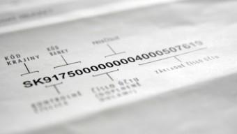 Februártól IBAN-szám nélkül nem lehet majd pénzt utalni