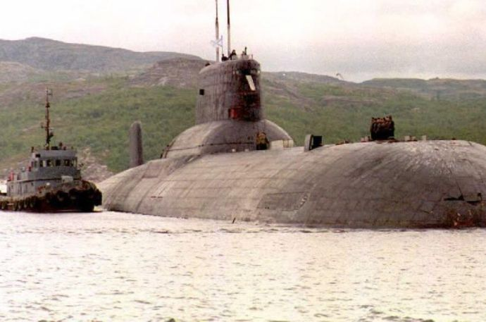 Megtalálták a cár tengeralattjáróját