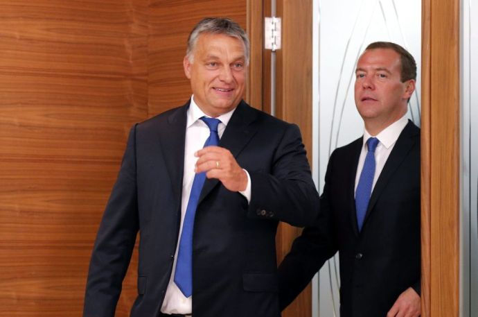 """Medvegyev Orbánnak: """"Önöknek különleges feladatuk van"""""""