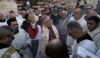 Verekedés tört ki Betlehemben