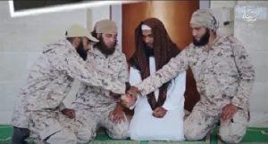 Az Iszlám Állam egyik vezetője megadta magát az egyiptomi hadseregnek