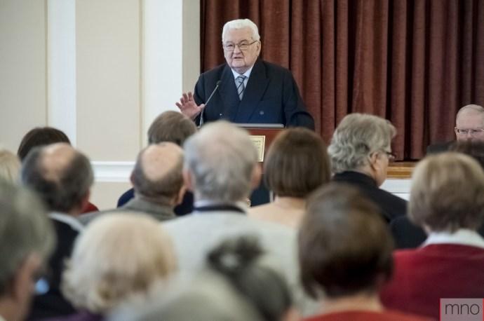 """Boross Péter: """"Ahol én éltem, nem volt antiszemitizmus"""""""