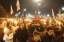 Elhallgatni, kigúnyolni: a kormánymédia a Jobbik-tüntetésről