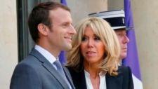 Franciaország királynőjének képzeli magát Macron felesége?