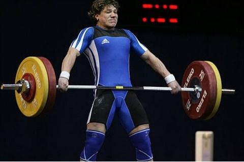 Érmeit meghagyták, de felfüggesztették egy orosz súlyemelő(nő) versenyzési jogát