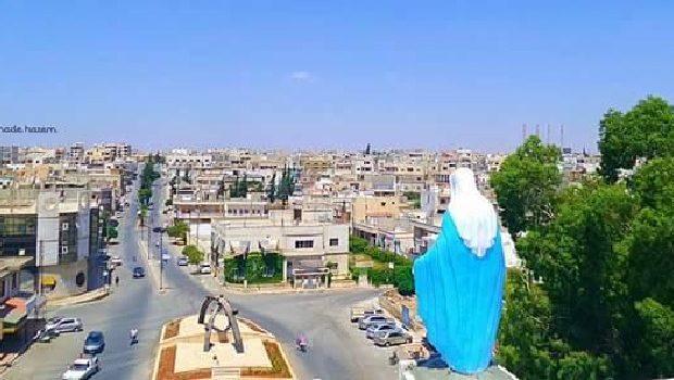 Magyarok is élnek az iszlamisták által ostromolt szír keresztény városban
