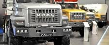Döbbenetesen jól néz ki az új URAL teherautó