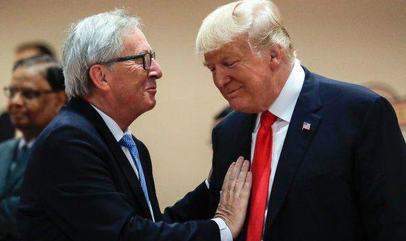 Trump eltérítette a mai uniós csúcs napirendjét
