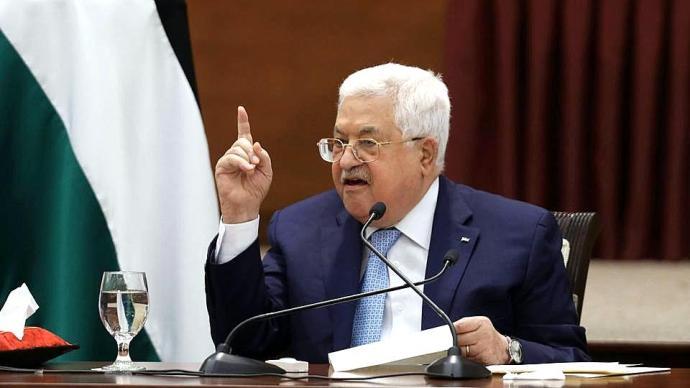 Abbász: Izrael és az Egyesült Arab Emírségek békemegállapodása a palesztin nép és Jeruzsálem elárulása