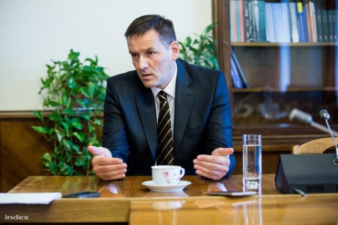 Volner: már nem biztos, hogy társelnöki rendszer lesz a Jobbikban