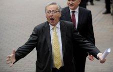 Juncker felemás cipőt húzott (videó)