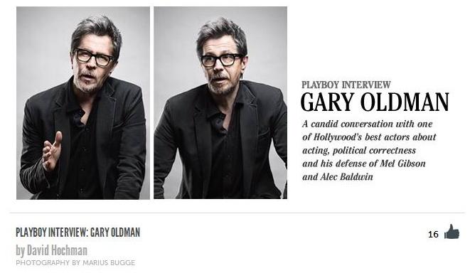 """Gary Oldman: a zsidók irányítják Hollywoodot, ezért nem bocsátják meg Mel Gibson szavait – """"pedig mindnyájan mondunk ilyeneket"""""""