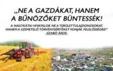 Ne a gazdákat, hanem a bűnözőket büntessék!
