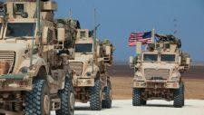 Az Egyesült Államok páncélozott harci járműveket küld Szíriába (képek)