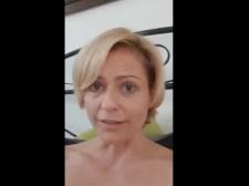 """Megmutatjuk Fábián Anita videoposztját a """"végső megoldásról"""""""
