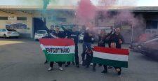 Szlovák-magyar: Már gyülekeznek a magyar szurkolók Nagyszombatban – Percről percre