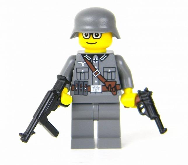 """Egy zsidó szülő """"náci legók"""" miatt pereli be a játékgyártót"""