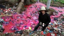 Az óceánok összes műanyaghulladékának 90 százalékát mindössze 10 folyóból származik