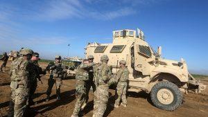 Szíria követeli a megszálló amerikai haderő kivonását