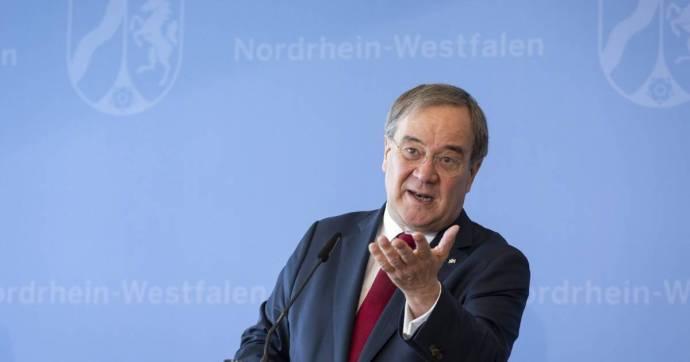 Armin Laschet lett a német CDU új elnöke
