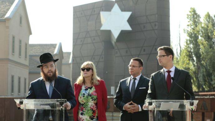 Nem nyitják meg a Sorsok Házát a nemzetközi zsidóság kóserpecsétje nélkül, inkább a problémássá vált holomacát ejtése érik