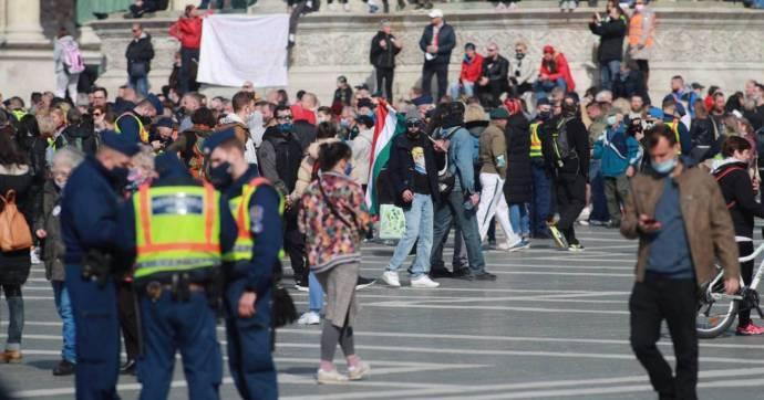 Egymillió forintra büntették Gődény Györgyöt a február végi tüntetése miatt
