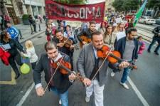 """Nem vicc: """"roma pride-ot"""" tartottak a fővárosban – büszke, becsületes és bátor cigányokról beszélt egy zsidó"""