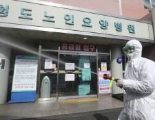 Koronavírus – Dél-Korea maximális készültséget vezetett be a Covid-19 miatt