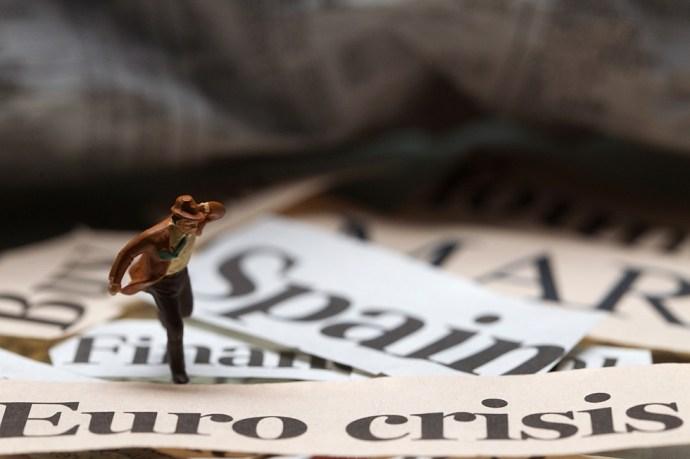 Totális gazdasági összeomlás fenyegeti Európát