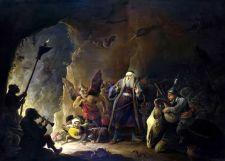 """A zsidók haragját ezúttal egy XVII. századi flamand festmény főalakjának zsidó kinézete és """"kipája"""" váltotta ki"""