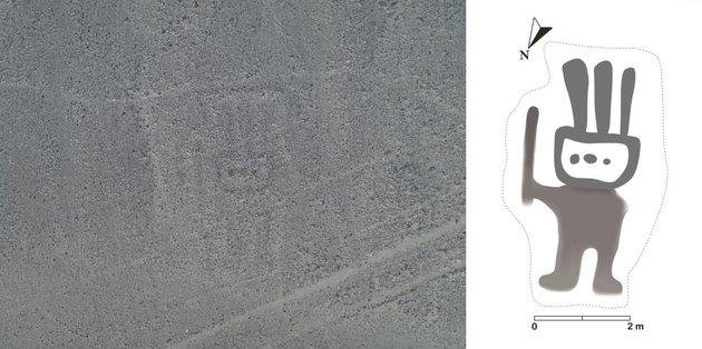 Mesterséges intelligenciával találtak új Nazca-vonalakat Peruban