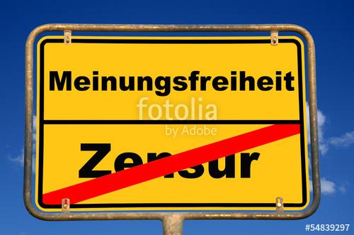 Mától Németországban nincs szólásszabadság