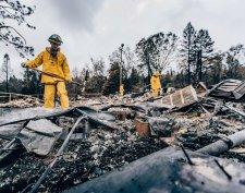 Kaliforniában az eső hozta meg az áttörést: sikerült felülkerekedni a lángokon