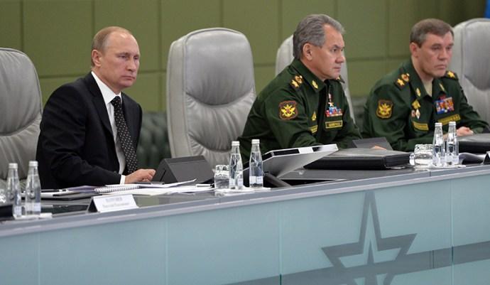 Putyin az orosz nukleáris erők modernizálását tűzte ki célul