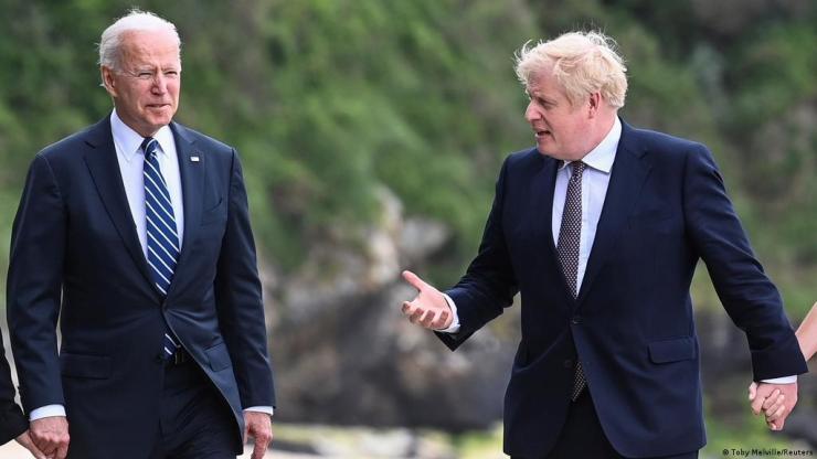 Új Atlanti Chartáról állapodott meg a brit kormányfő és az amerikai elnök