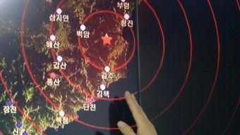 Földrengés volt Észak-Korea nukleáris kísérleti telepe térségében