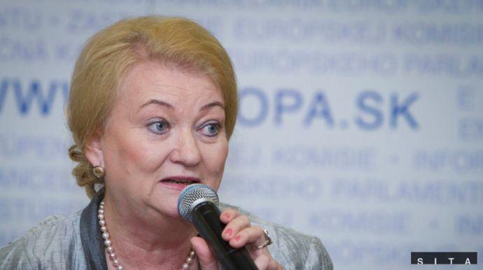 Anna Záborská (KDH) EP-képviselő: Ez a jelentés elfogult és mesterkélt