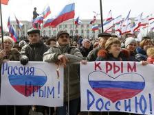 93 százalék mondott igent Oroszországnak