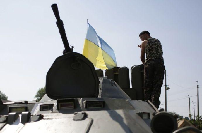 Ukrán ostrom alatt a felkelők egyik utolsó végvára
