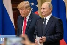 Óriási a hiszti Amerikában a Trump-Putyin találkozó után, hazaárulózzák az elnököt