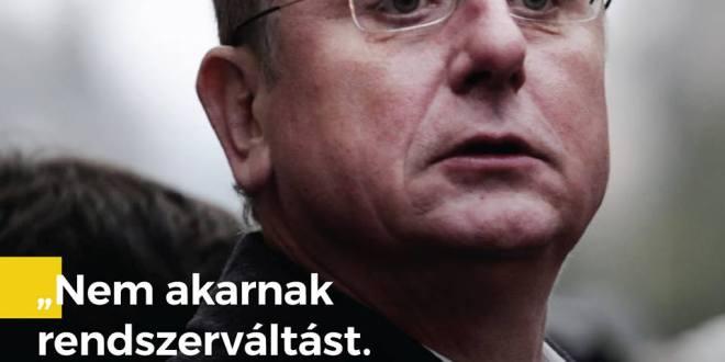 Az átvert Bokros berágott a megélhetési politikusoknak bélyegezte Gyurcsányékat