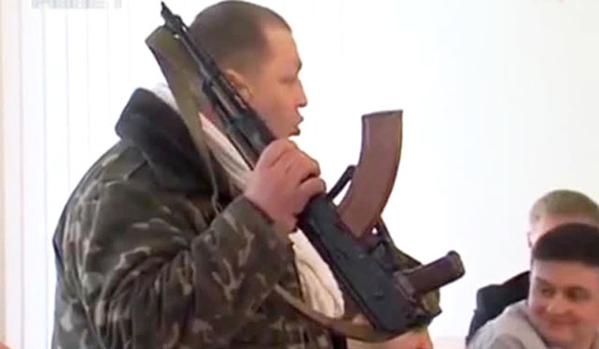 Ukrán BM: nacionalista Muzicskót letartóztatás során ölték meg