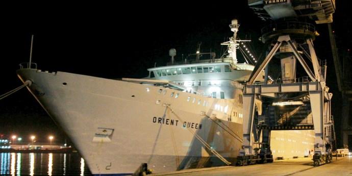 Elsüllyedt az Orient Queen tengerjáró a bejrúti robbanásban