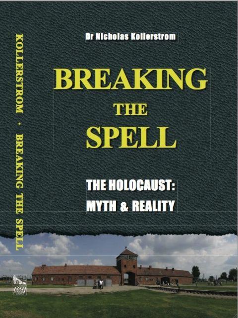 Megtörni a varázst – újabb könyv jelent meg a holokausztról, amit nem fognak forgalmazni idehaza