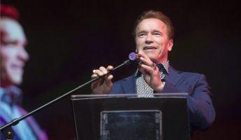 Arnold Schwarzenegger is beszélt a siker titkairól