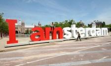 Eltüntették az Amszterdam jelképének számító feliratot