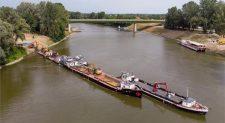 Hulladékkezelő láncot építettek a Felső-Tiszára a műanyagszemét ellen
