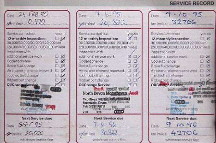 A használt autók közel fele hamiskás – így jöhet rá a turpisságra