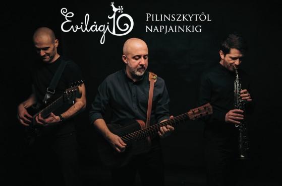 Pilinszkytől napjainkig – Az Evilági együttes előadása Székelyudvarhelyen